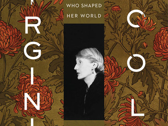 Book Talk: Virginia Woolf: And the Women Who Shaped Her World by Gillian Gill