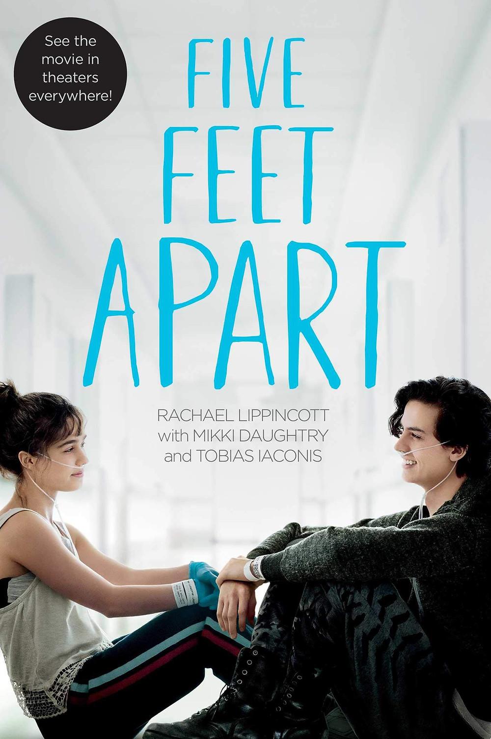 Movie Alert: Five Feet Apart by Rachael Lippincott_The BookWalker