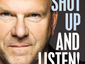 Book Talk: Shut Up and Listen! by Tilman Fertitta