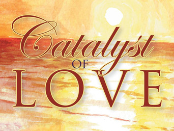 Book-In-Focus: Catalyst of Love by Ryan Abrahams