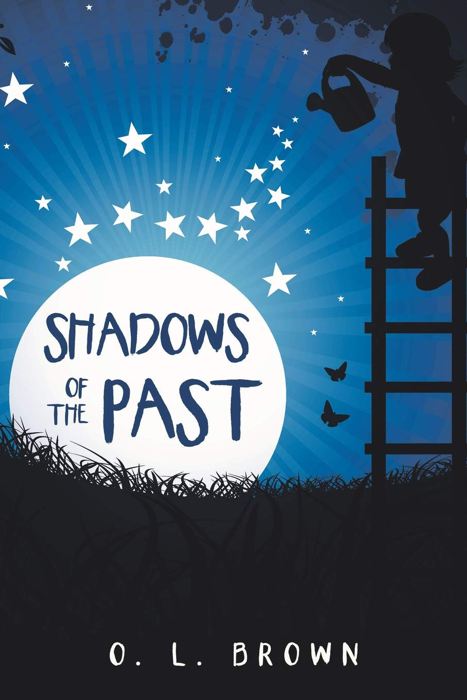 Book Discovery: Shadows of the Past by O. L. Brown_The BookWalker