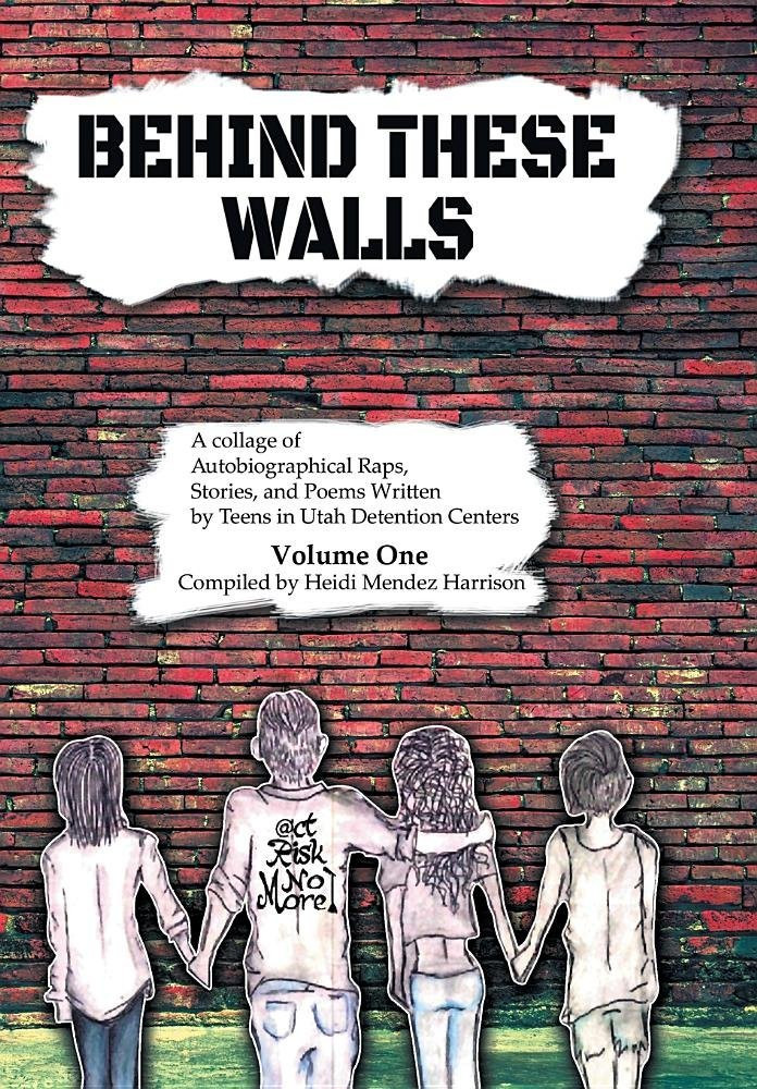 Special Feature: BEHIND THESE WALLS by Heidi Mendez Harrison_The BookWalker