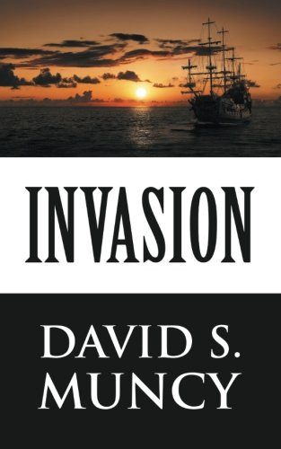 Book Discovery: Invasion by David S. Muncy_The BookWalker
