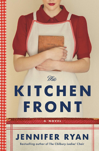 Book Talk: The Kitchen Front: A Novel by Jennifer Ryan