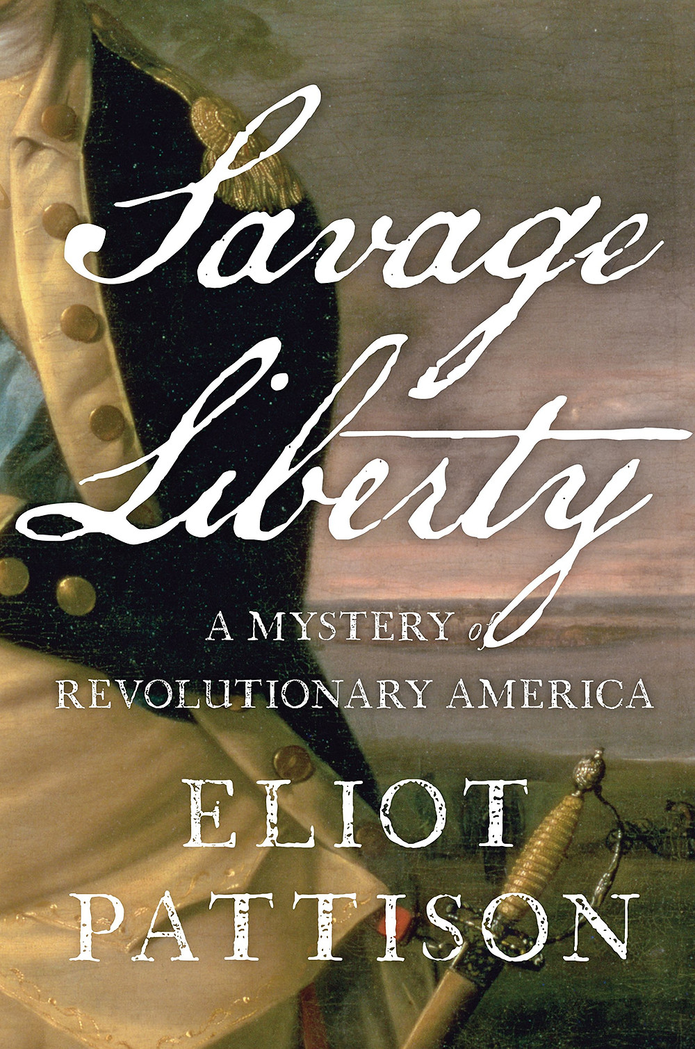 A Mystery of Revolutionary America by Eliot Pattison_The BookWalker