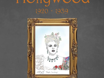 Book Talk: Drawings of Hollywood 1920-1939 by Alan Daniel