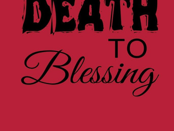 Book Talk: From Death to Blessing by Laurie Agius