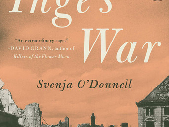 Book Talk: Inge's War: A German Woman's Story of Family, Secrets, and Survival Under Hitler