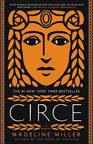 Book Talk: CIRCE by Madeline Miller_The BookWalker