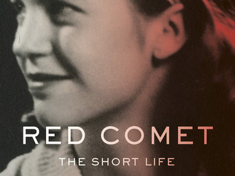 Book Talk: Red Comet: The Short Life and Blazing Art of Sylvia Plath by Heather Clark