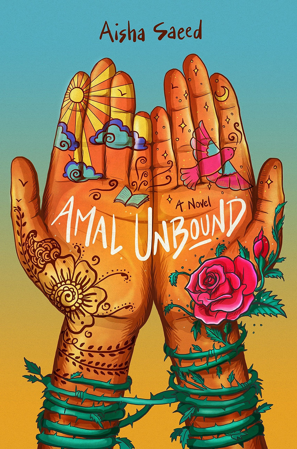 Amal Unbound by Aisha Saeed_BookAvolare