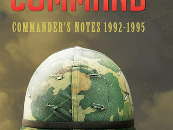 Book Talk: Camp Lejeune Command: Commander's Notes 1992-1995 by Kenneth D. Dunn