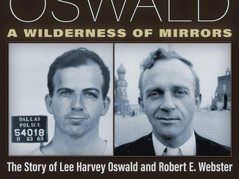 Book Talk: The Other Oswald: A Wilderness of Mirrors by Gary Hill
