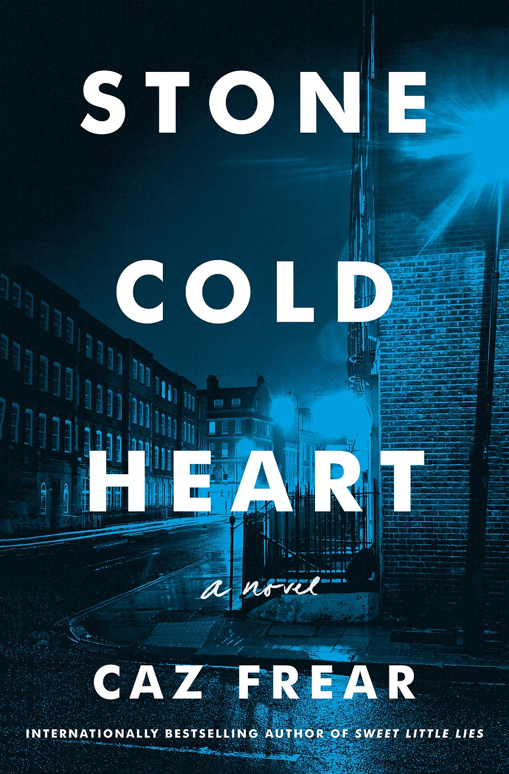 Book Talk: Stone Cold Heart: A Novel by Caz Frear_The BookWalker