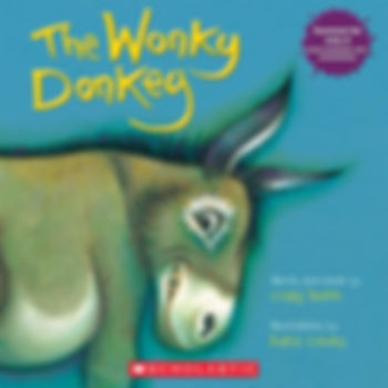 The Wonkey Donkey by Craig Smith and Kat