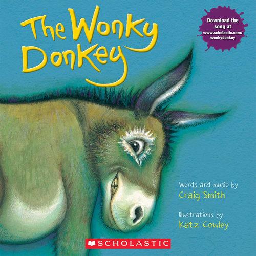 The Wonkey Donkey by Craig Smith and Kat