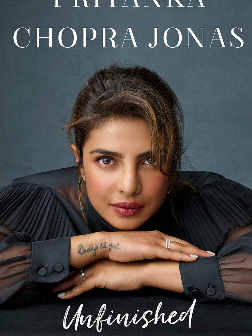 Unfinished_ A Memoir by Priyanka Chopra