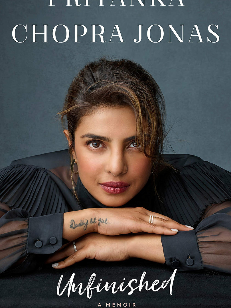 Unfinished_ A Memoir by Priyanka Chopra