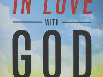 Book Talk: Falling in Love with God by Bob Hostetler