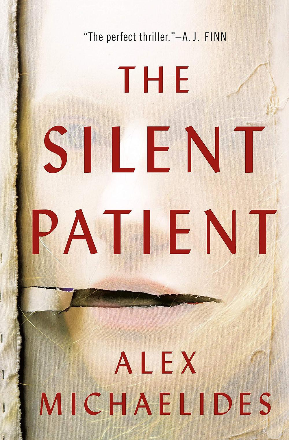 What's Hot:  The Silent Patient by Alex Michaelides _The BookWalker