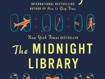 Book Talk: The Midnight Library: A Novel by Matt Haig