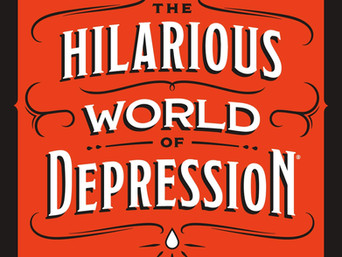 Book-In-Focus: The Hilarious World of Depression by John Moe