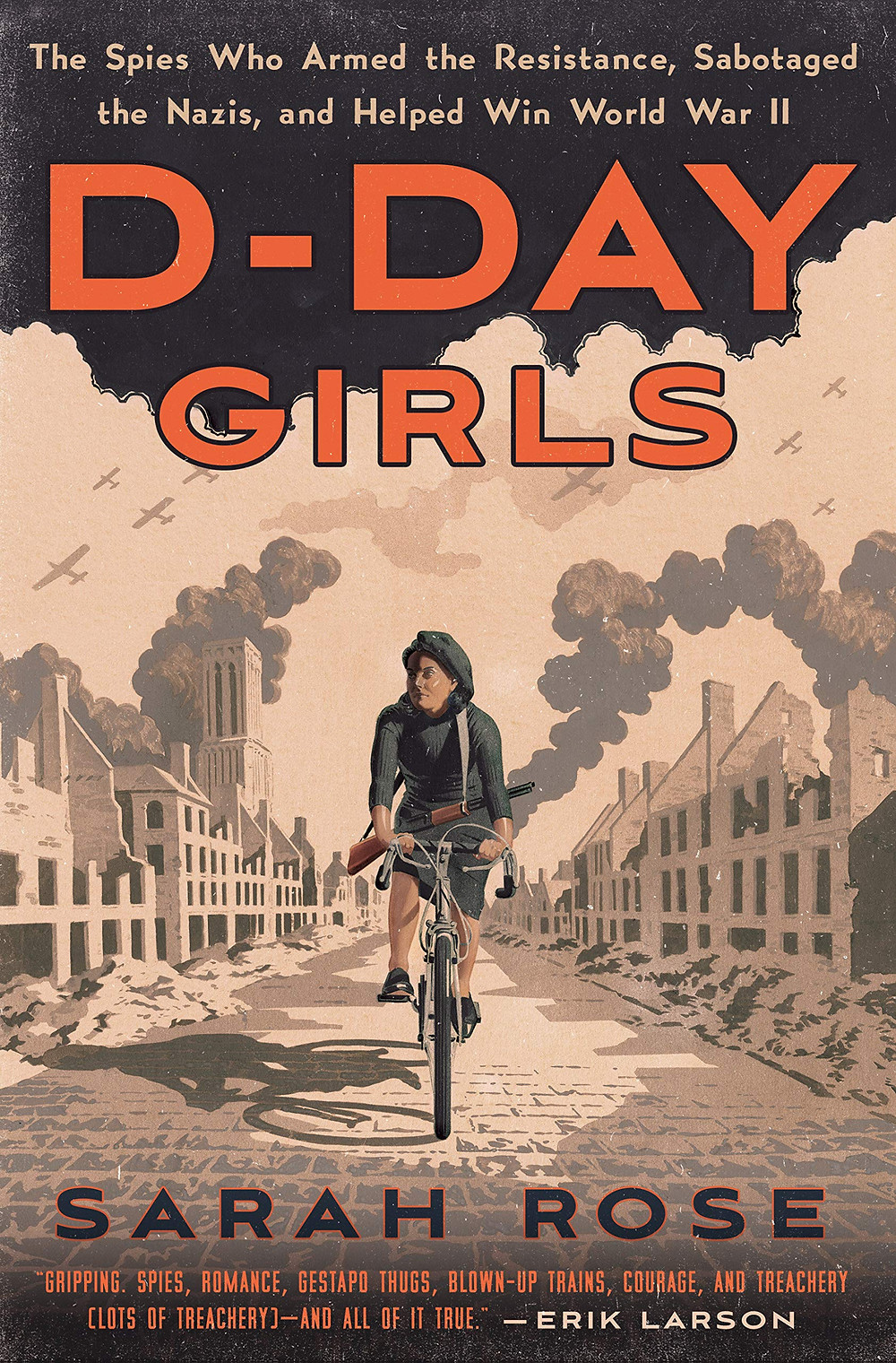 Book Talk: D-Day Girls: The Spies Who Armed the Resistance, Sabotaged the Nazis, and Helped Win World War II by Sarah Rose_The BookWalker