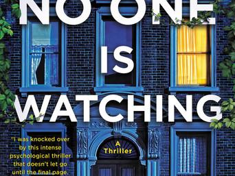 Book Talk: When No One Is Watching: A Thriller by Alyssa Cole