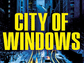 Book-of-the-Month: City of Windows: A Novel by Robert Pobi