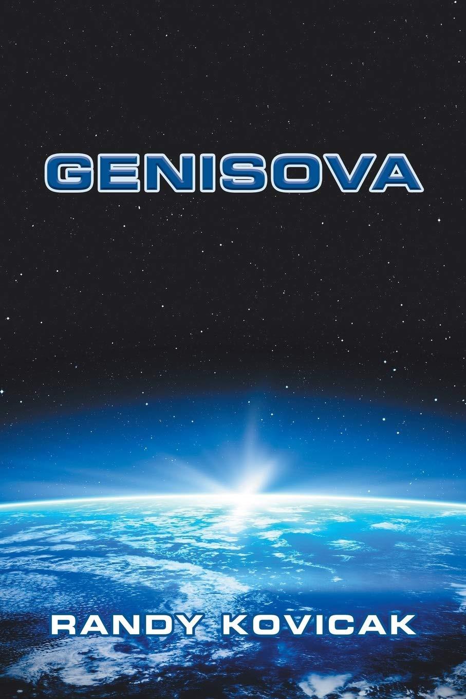 Book Talk by The BookWalker: Genisova by Randy Kovicak