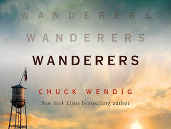 Book Discovery: Wanderers: A Novel by Chuck Wendig