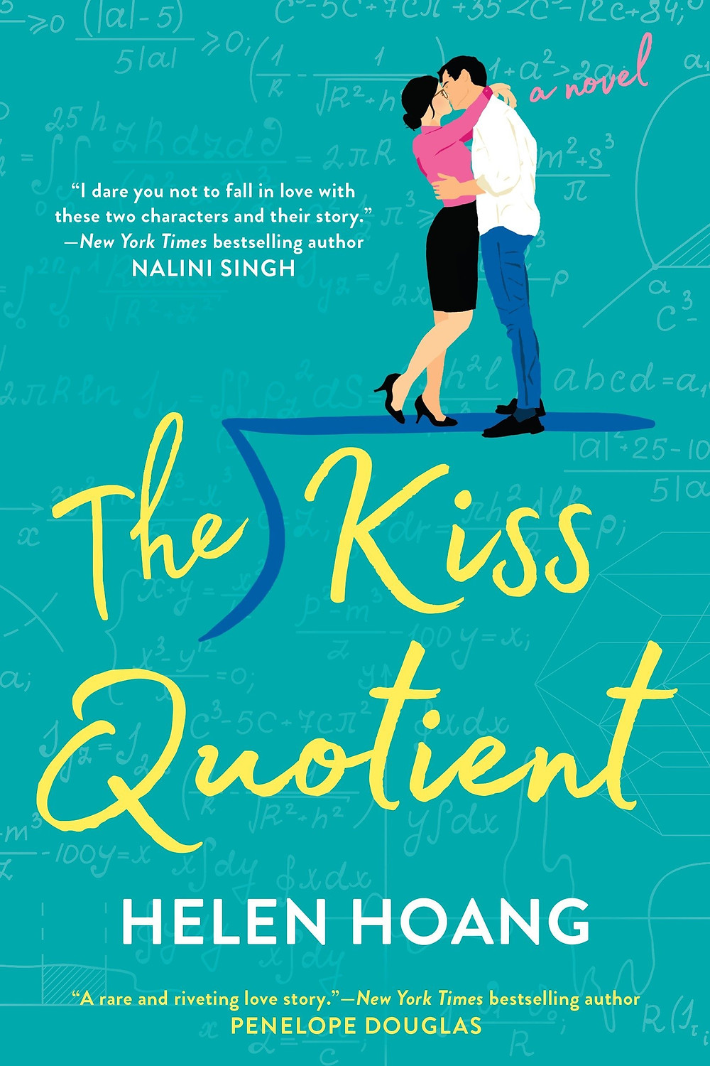 The Kiss Quotient by Helen Hoang_The BookWalker
