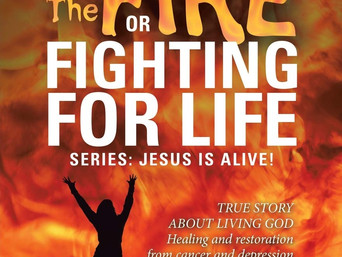 Book-In-Focus: Dancing in the Fire or Fighting for Life: A True Story About a Living God