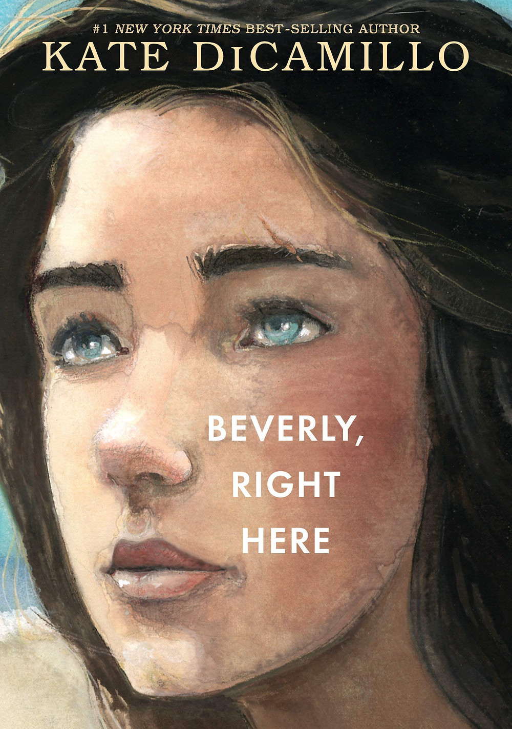 Book Talk: Beverly, Right Here by Kate DiCamillo_The BookWalker