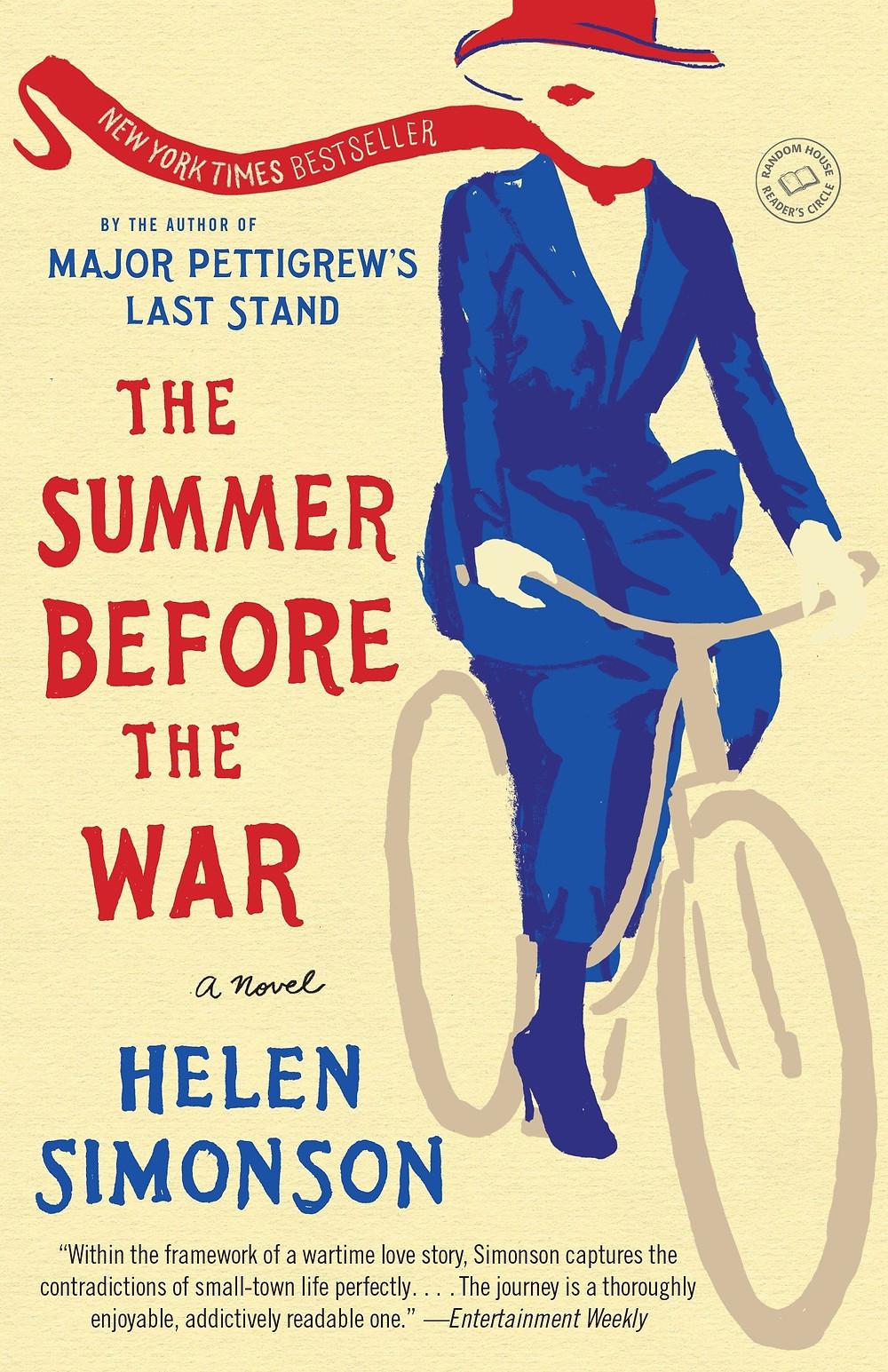 Book Talk: The Summer Before the War: A Novel by Helen Simonson_The BookWalker