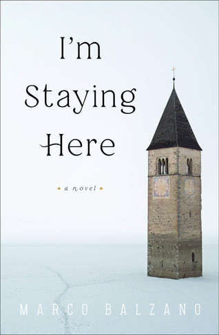Book Talk: I'm Staying Here: A Novel by Marco Balzano