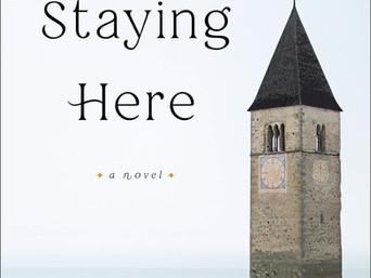 Book Talk: I'm Staying Here: A Novel by Marco Balzano