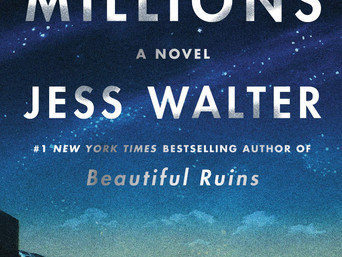Book Talk: The Cold Millions: A Novel by Jess Walter