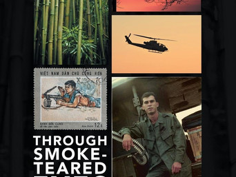 Book Talk: Through Smoke-Teared Eyes: The Vietnam War I Fought by  Johnny F. Pugh