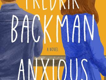 Book Talk: Anxious People: A Novel by Fredrik Backman
