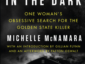 Book Discovery: I'll Be Gone in the Dark: One Woman's Obsessive Search for the Golden State