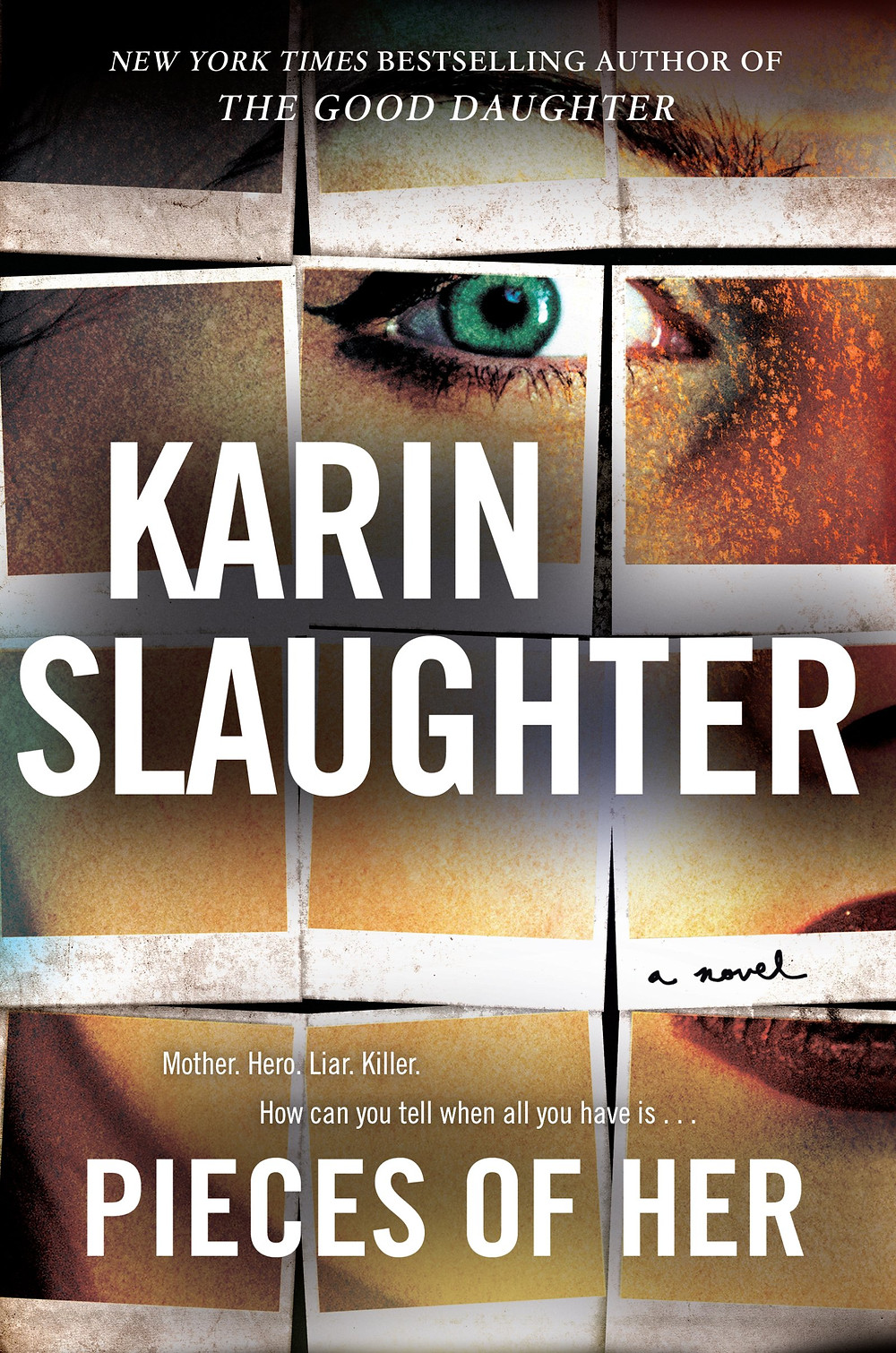 What's Hot: Top Pick: Pieces of Her: A Novel by Karin Slaughter _The BookWalker