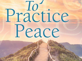 Book Talk: 26 Days to Practice Peace by Conlee Ricketts