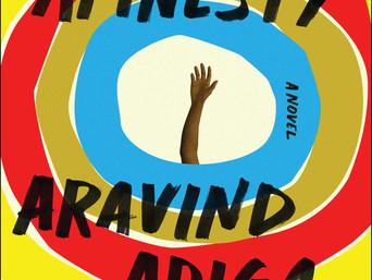 Book Talk: Amnesty: A Novel by Aravind Adiga