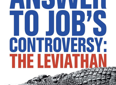 Book Buzz: God's Final Answer to Job s Controversy: The Leviathan by Edem Ameyou