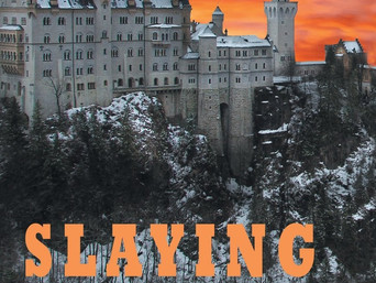 Book Discovery: Slaying a Harpy: Tales of Curtis Hall by L. A. Matthies