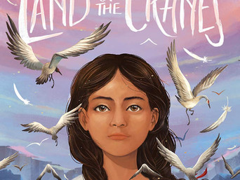Book Talk: The Land of the Cranes by Aida Salazar