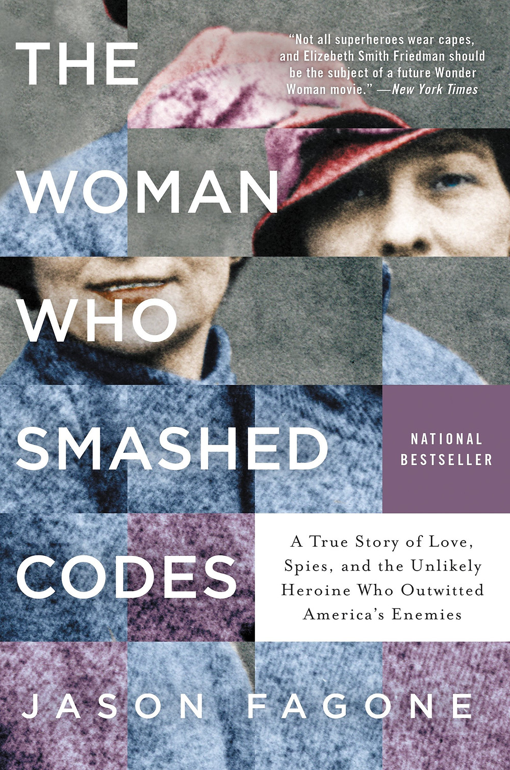 Book Talk:The Woman Who Smashed Codes by Jason Fagone_The BookWalker