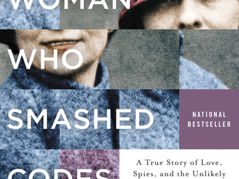 Book Talk:The Woman Who Smashed Codes by Jason Fagone