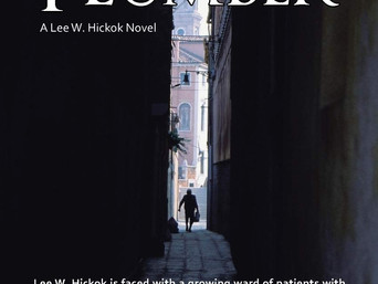 Book Talk: The Plumber: A Lee W. Hickok Novel by William Lynes